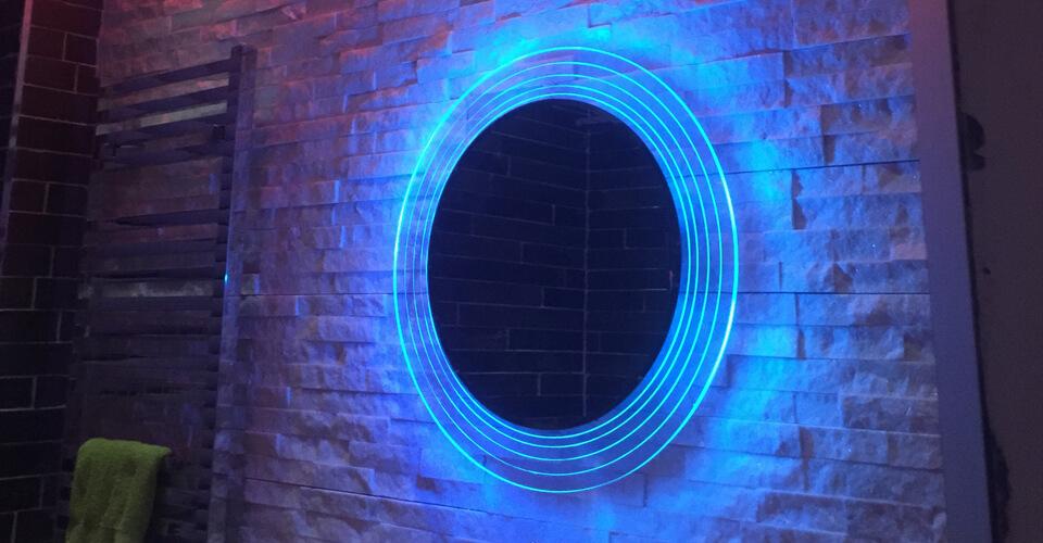 LED LIGHTING INSTALLATIONS